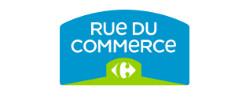Logo markeptlaces Rue du commerce