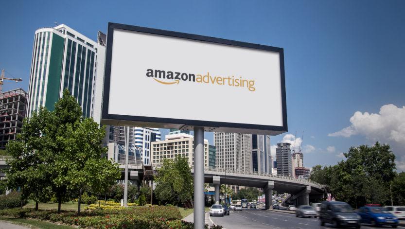 publicités Amazon