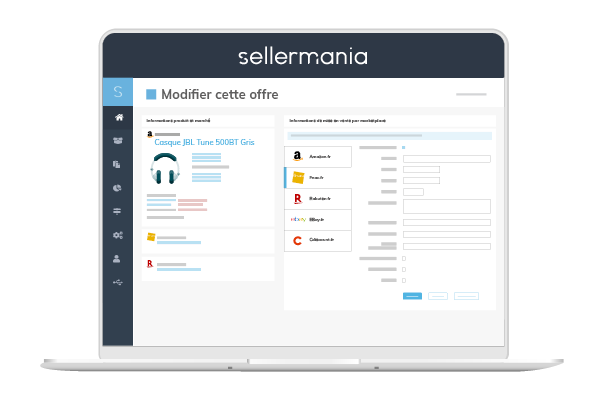 Automatiser offres marketplaces