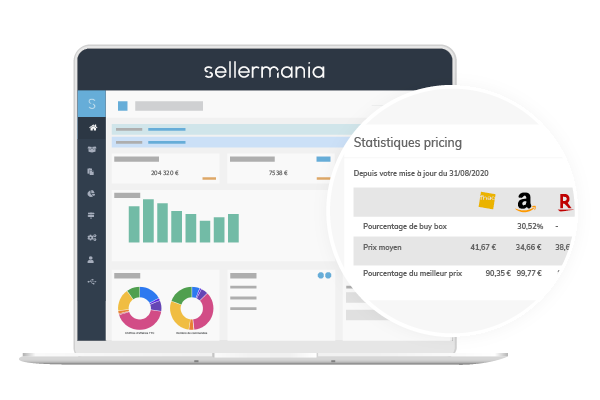 Repricing marketplace temps reel