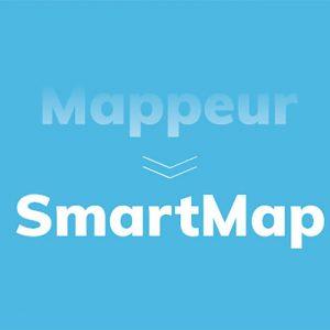Le mappeur, gestionnaire de flux de Sellermania, change de nom : SMART MAP